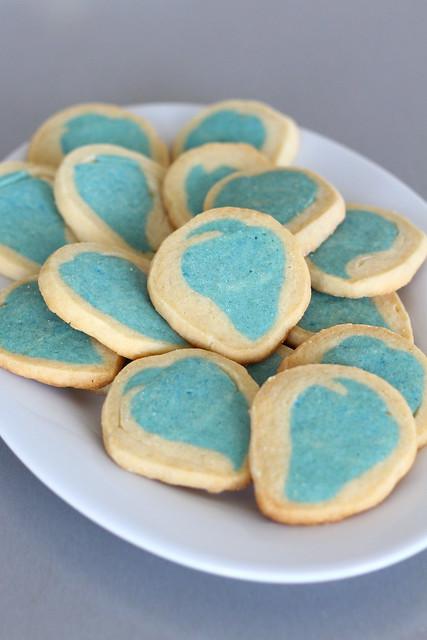 Thanksgivukkah recap- goofy dreidel cookies