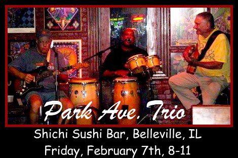 Park Ave Trio 2-7-14