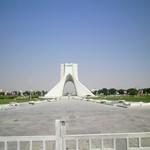 Monumento Azadi di Tehran