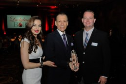 Toni & Kevin Spilsbury with Honoree Michael Severino
