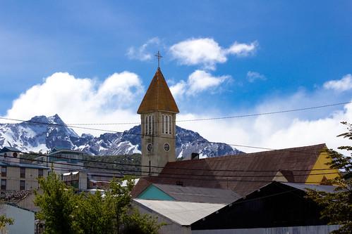 Casas típicas de Ushuaia