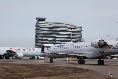 New EIA Air Traffic Control Tower