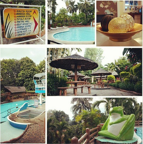 Swimming Pools and other attractions in Loreland Resort