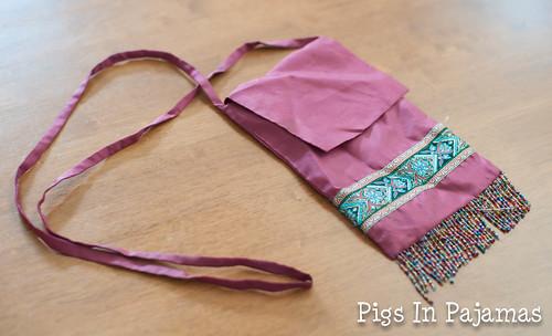 LIttle pink purse