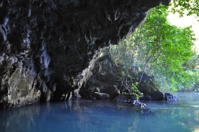 Up for a Swim? El Naranjo in La Pesquera, Dominican Republic