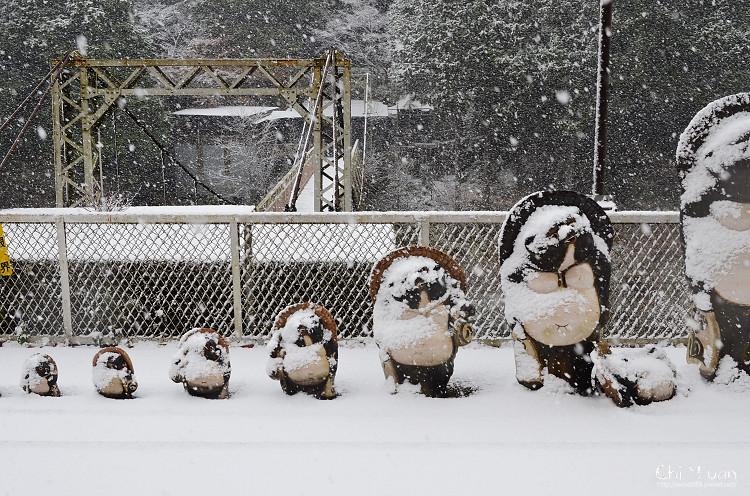 嵯峨野觀光鐵道-冬雪15.jpg