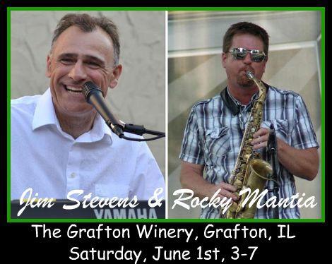 Jim Stevens & Rocky Mantia 6-1-13