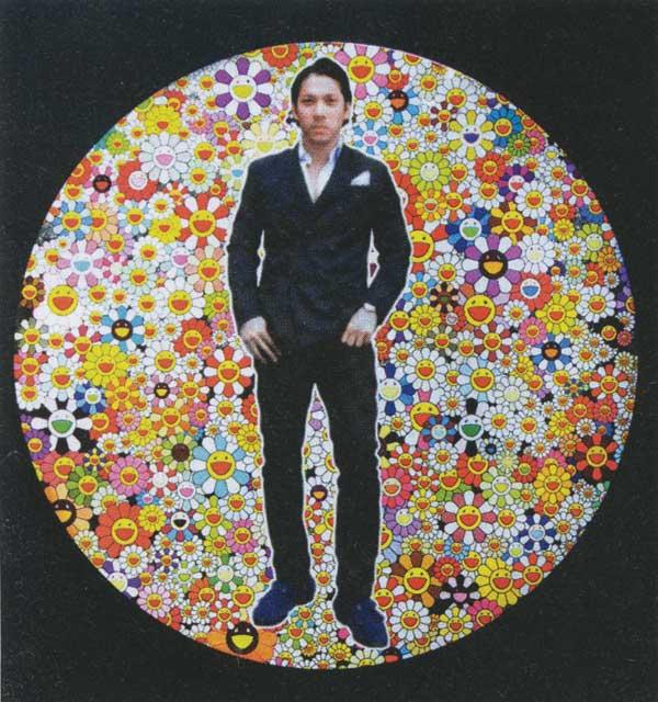 Robbie Antonio by Takashi Murakami