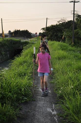 【散步水圳邊2】嘉南大圳官田支線2(8.9ys)