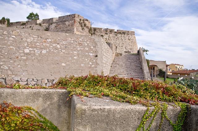 Portoferraio, la fortificazione (HDR)