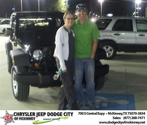 Happy Birthday to Hollie Gambrel from Russell Hardin  and everyone at Dodge City of McKinney! #BDay by Dodge City McKinney Texas