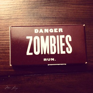 Danger Zombies Run