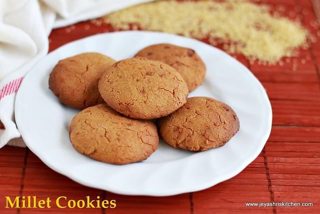 Thinai-cookies