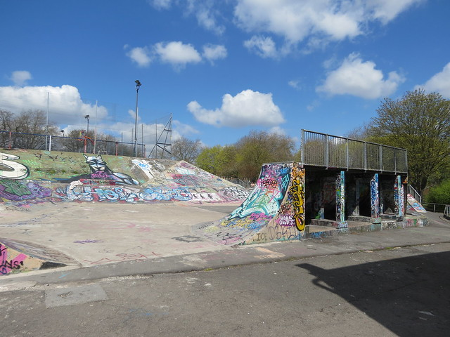 Dean Lane Skatepark, Bedminster