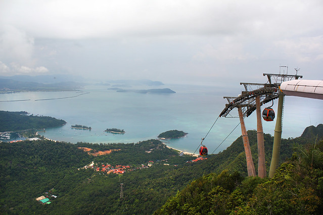 Sky Cable - Langkawi