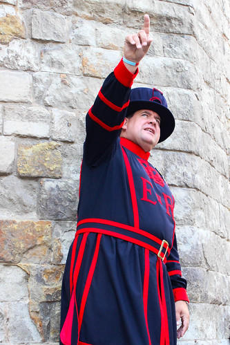 Beefeater by Christopher OKeefe