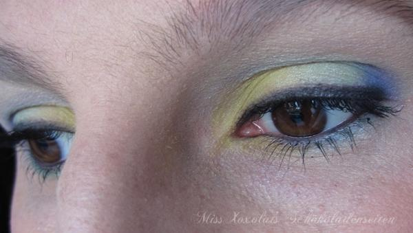 s-he stylezone Eyeshaddow Quattro 235