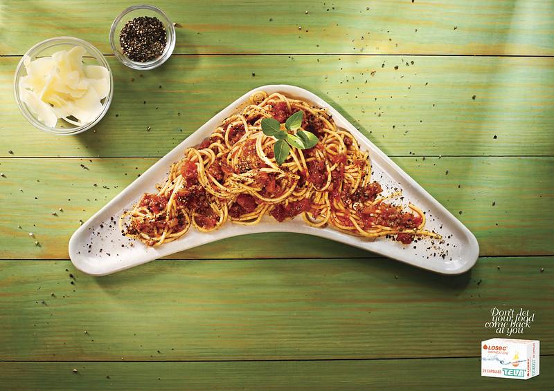 teva losec bumerang spaghetti