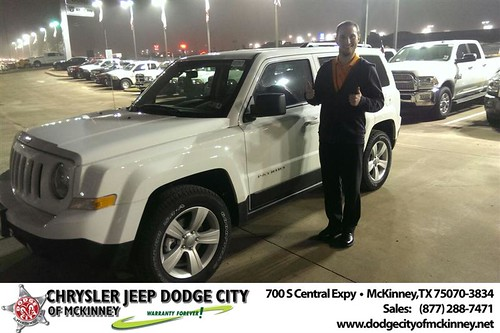 Dodge City McKinney Texas Customer Reviews and Testimonials-Franklin Haller by Dodge City McKinney Texas