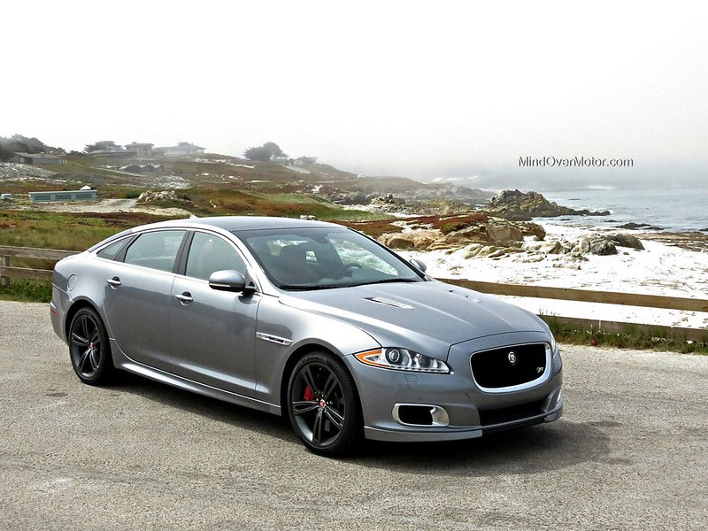 Jaguar XJR reviewed by Mind Over Motor