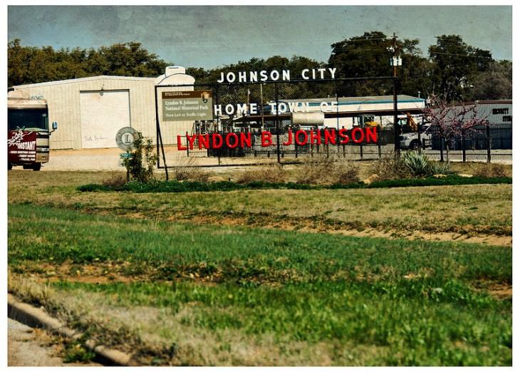 Johnson City Home Town of Lyndon B Johnson