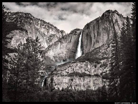 Yosemite Falls - Yosemite - 2010