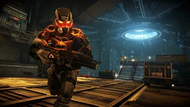 Killzone: Mercenary on PS Vita