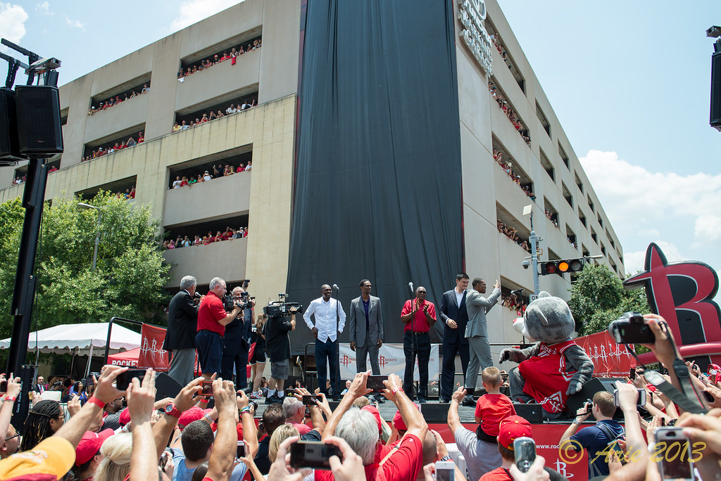 Dwight Howard Rally