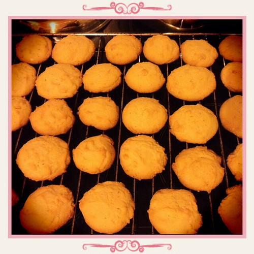 Peanut Butter Cookies  by Keumjoo