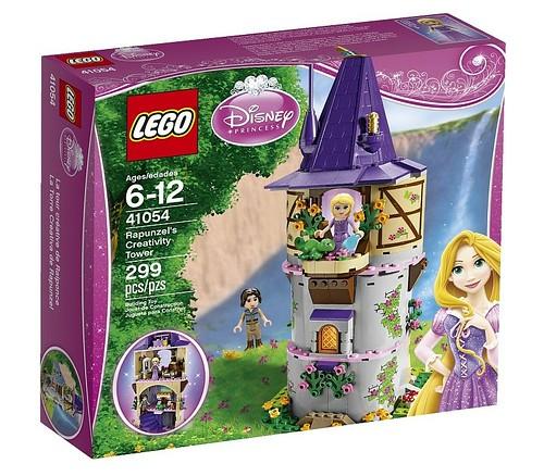 41054 Rapunzels Creativity Tower