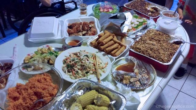 Mother's Day Dinner 2013