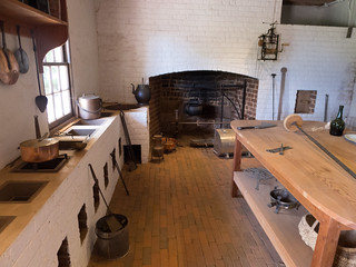Monticello Kitchen