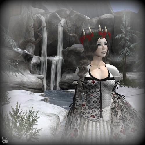 Marion dreams of snow… by Caresia Adored