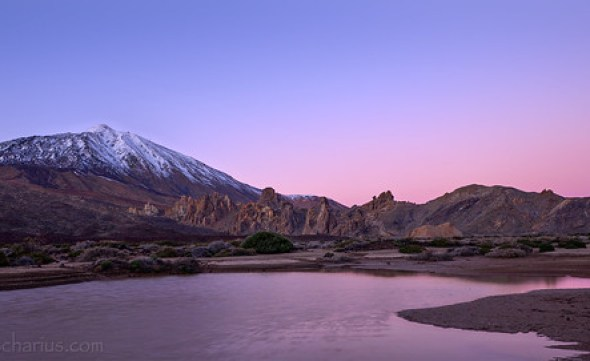 Pico del Teide & Los Roques - Nikon D800E