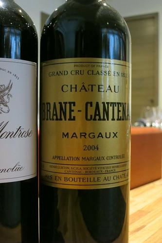 Ch. Brane-Cantenac 2004
