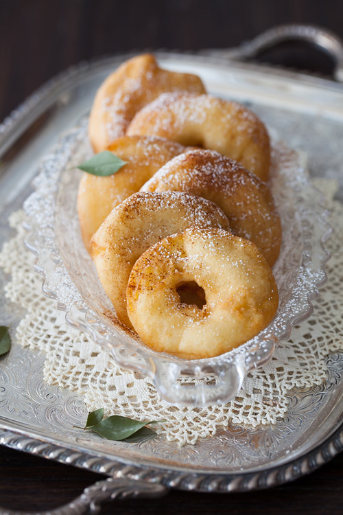 Apple Fritters 4