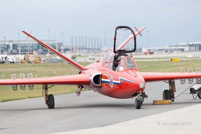 Fouga Magister C CM-170