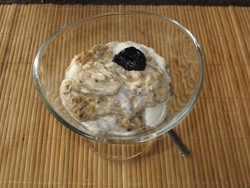 Pflaumenjoghurt