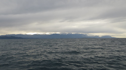 new zealand from the ocean
