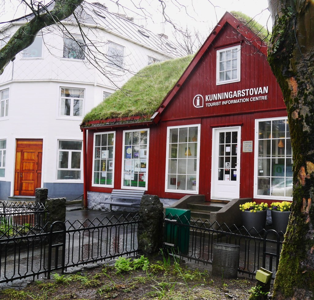 Faroe Islands: Day 1 in Tórshavn