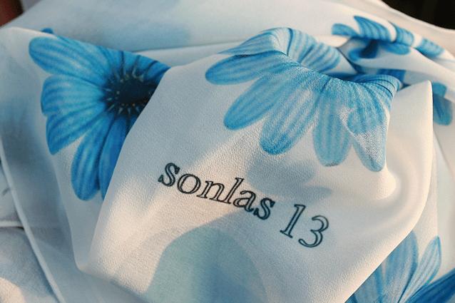 Pañuelo Sonlas13 verano