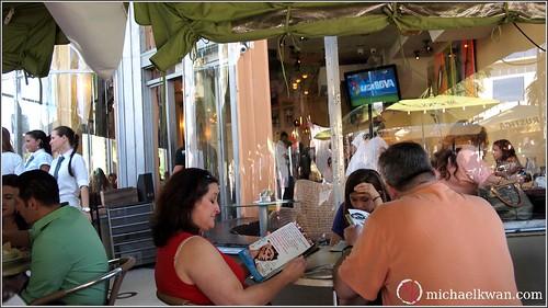 Nexxt Cafe, Miami Beach