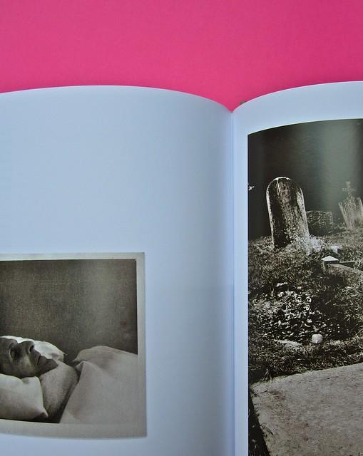Michael Nedo (a cura di), Una biografia per immagini. Carocci 2013. Progetto grafico di Shoko Mugikura e Michael Nedo. Falcinelli & co. per l'ed. it. Pag. 420 e 421 (part.) 1