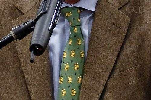 He he... A Fennek tie! ;)