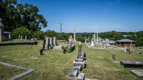 Laurens Cemetery Tour-10