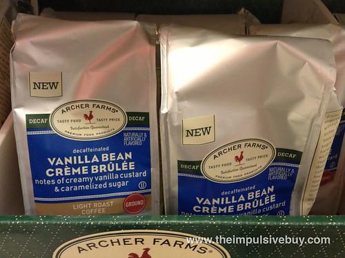 Archer Farms Vanilla Bean Creme Brulee