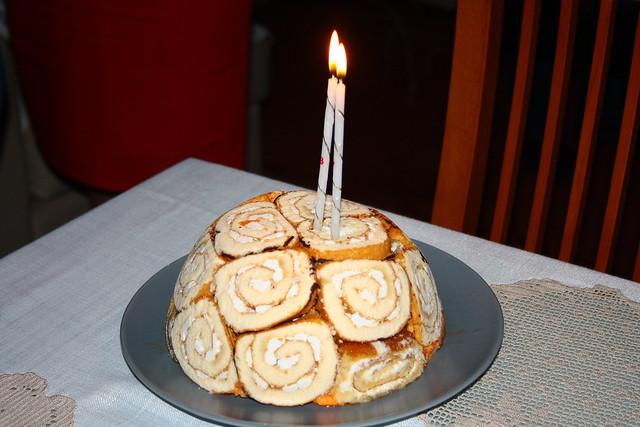 Bolo torta