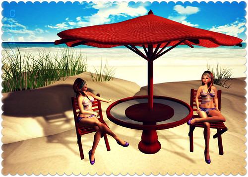 Reliquia Marianao Beach Set