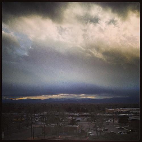 Last of the sun #denver by @MySoDotCom