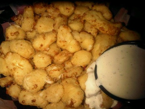 curds at tipsy cow